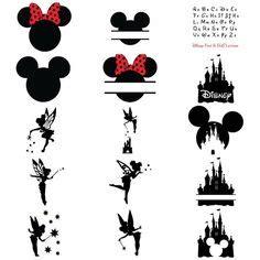 Stereohead brush font svg 1xotf + 1xsvgotf crmrkt.com/v5vpar. Free Disney Svg Files For Cricut | Cricut Crafts | Svg ...