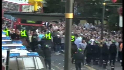 west ham  millwall hooligan riots  upton park