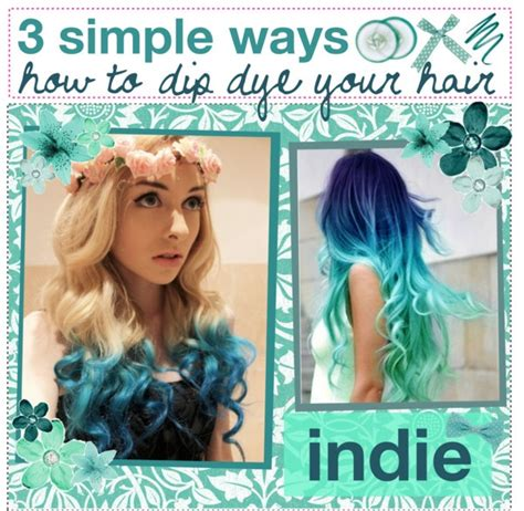 17 Best Images About Ways To Dye Your Hair On Pinterest