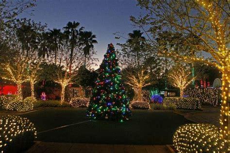 places   christmas lights  tampa bay