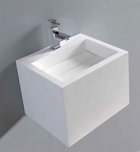 Vasque En Corian : vasques vasque poser vasque type corian 40 x 34 cm en ~ Premium-room.com Idées de Décoration