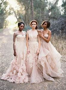 5501 best bridesmaid style images on pinterest With millennial pink wedding dress