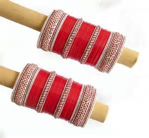 wedding chura bangles buy bridal wedding chura bangles set rhinestones