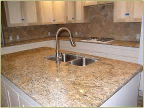 kitchen backsplash ideas with santa cecilia granite santa cecilia granite with backsplash home design ideas