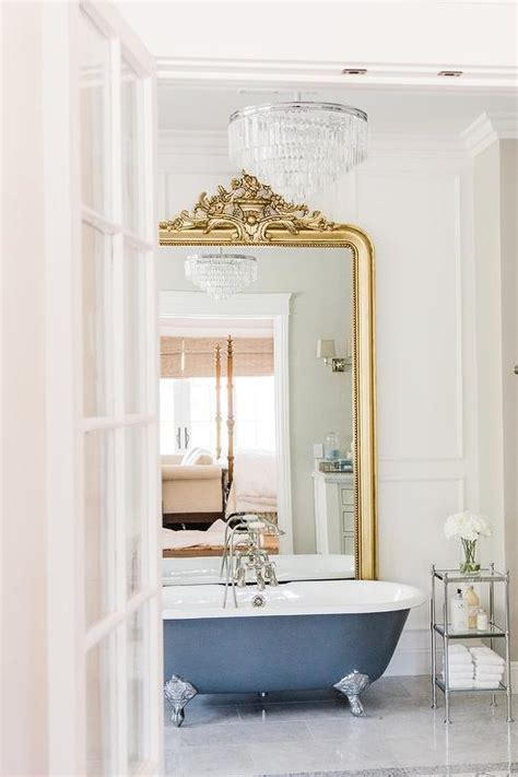 mirror  tub design ideas