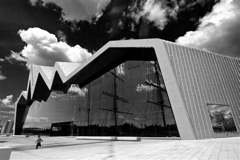 The Riverside Museum, Glasgow Tom Manley Architectural