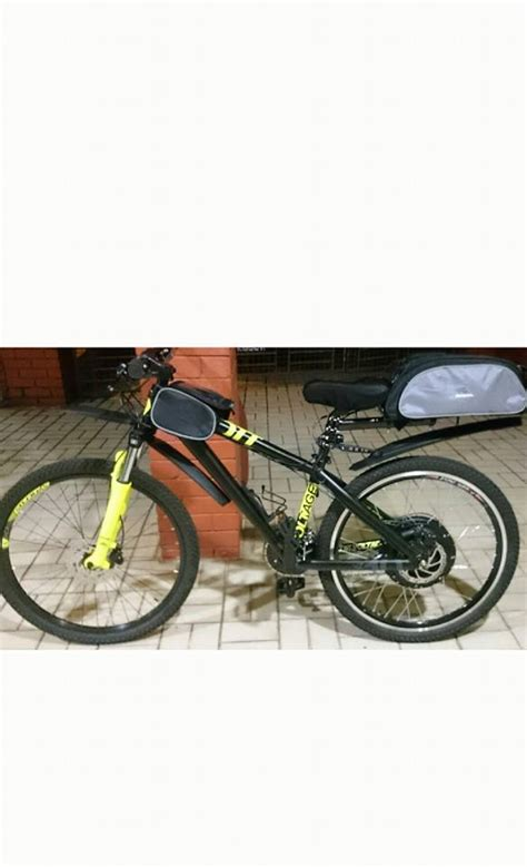 Modified Electric Bicycle Singapore by Electric Bike Singapore Home