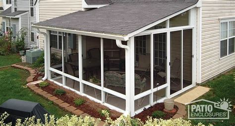 image result   screened porch backyard buried