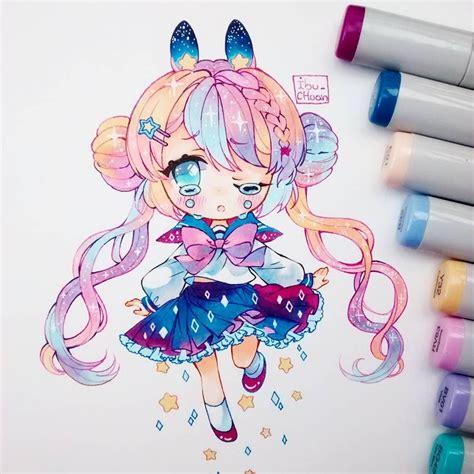 fanart anime kawaii sailor moon chibi anime fan chibi