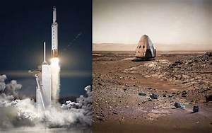 Three Words: SpaceX... Mars... 2018 - Universe Today