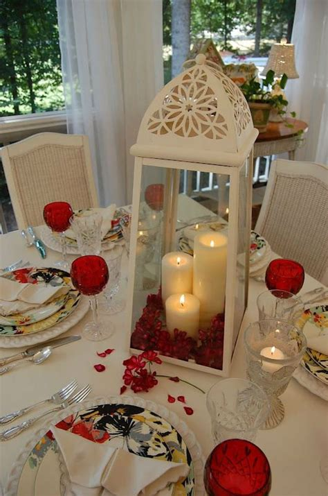 romantic diy valentines day table decorations