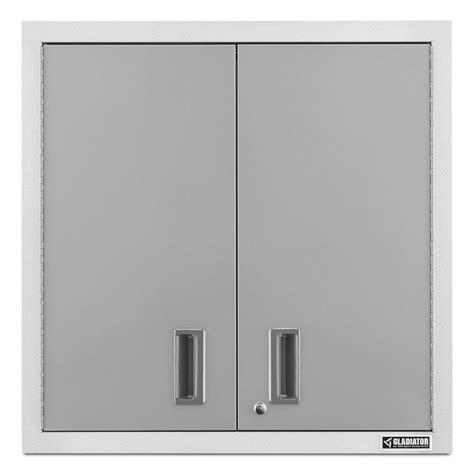 Gladiator 30 Wall Cabinet by Shop Gladiator 30 In W X 30 In H X 12 In D Steel Wall