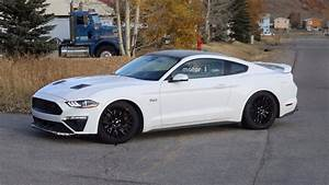 2018 Roush Mustang Spied Testing In The Rockies