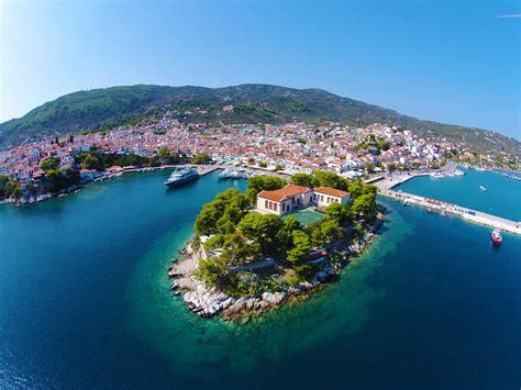 30 Kitchen Island - chrisreavilla skiathos island villa town