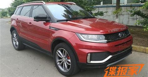 Dfsk 560 Picture by Landwind X7 Suv Gets Facelift Looks Less Like Range Rover
