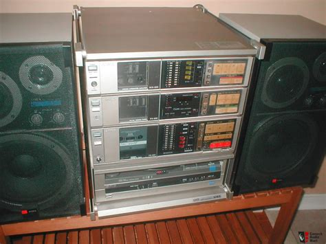 Complete Vintage Aiwa Stereo System Photo #1268568