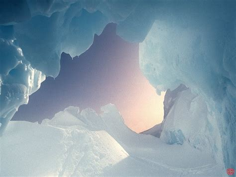 My Free Wallpapers - Nature Wallpaper : Ice Cave