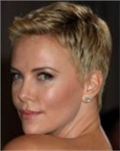 Famous People With Short Hair