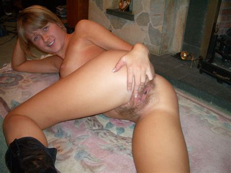 sexy scottish blonde milf with hairy pussy pornhugo