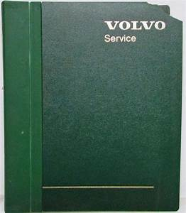 1976-1980 Volvo 200 Service Shop Repair Manuals