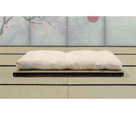 futon per bambini kit futon bimbi tatami rivestimento puro cotone