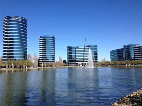Oracle Corporation - Silicon Valley Guide