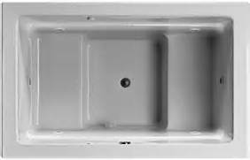 30 X 2 Person Japanese Soaking Tub by MTI Yubune MTI Tubs Yubune Whirlpool Soaking Air