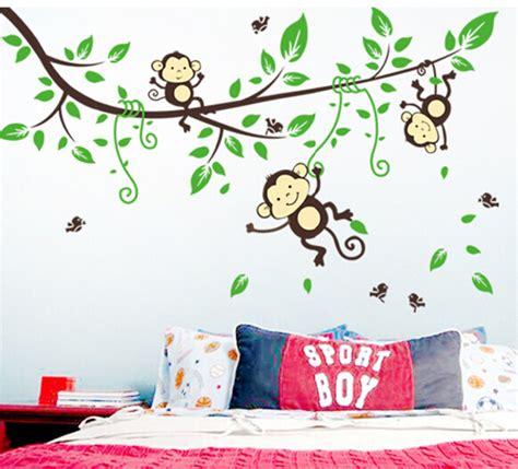 luminaire chambre bebe garcon décoration chambre singe