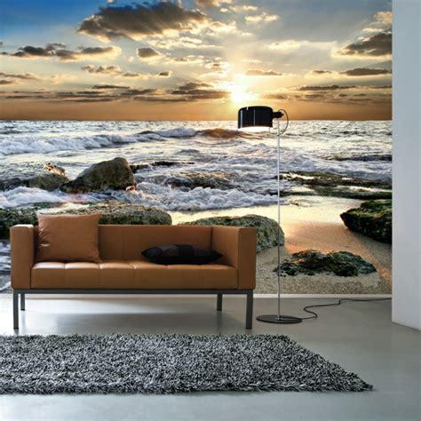 canapé lit mural quels stickers trompe l 39 oeil choisir idées en 50 photos
