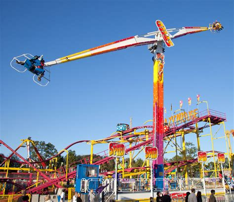 Photo gallery: 5 new Tulsa State Fair rides you need to see