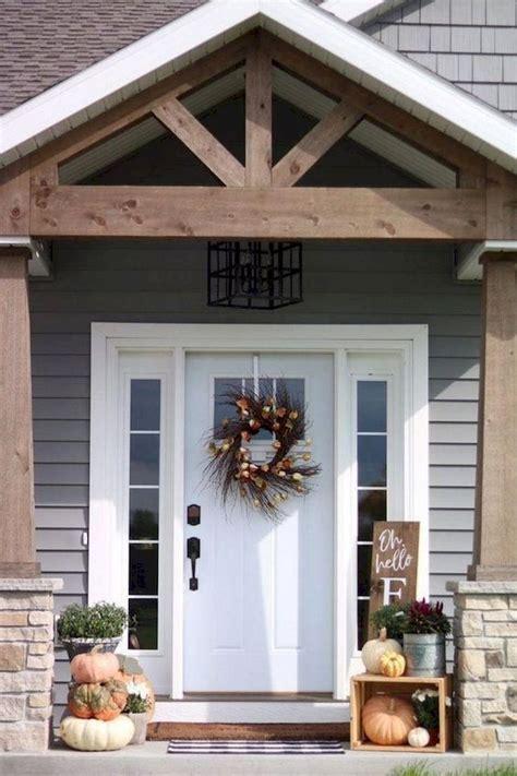 beautiful rustic farmhouse front porches design  decor ideas small front porches designs