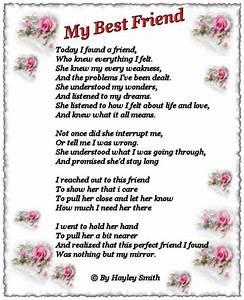 The 25+ best Friendship poems ideas on Pinterest Love