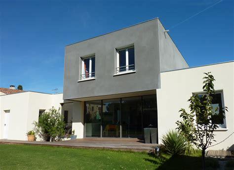 plan de cuisine moderne avec ilot central atelier d 39 architecture banégas villas villa cm villa