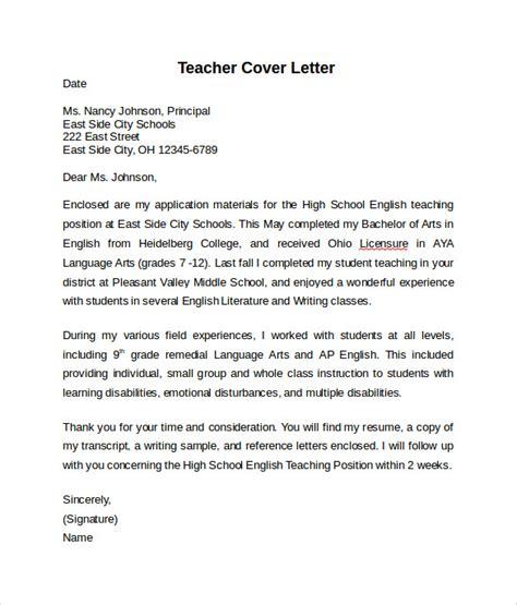 esl teacher cover letter cover letter samples cover