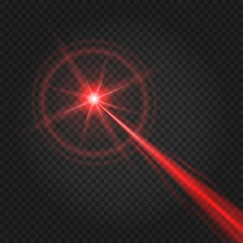 laser target illustrations royalty  vector