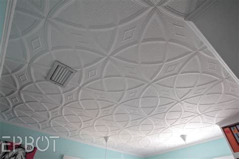 images  ceiling tiles refurbs  pinterest