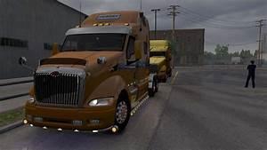Dlc 4 0 Lighting Peterbilt 387 New Sound V2 0 Truck American Truck