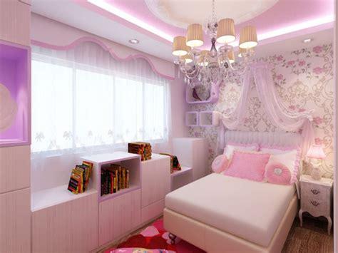 Bedroom Design In Small Space, Light Pink Bedroom Ideas