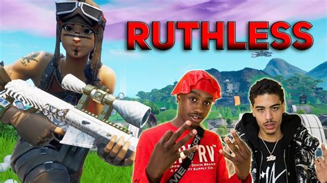 fortnite montage ruthless lil tjay jay critch youtube