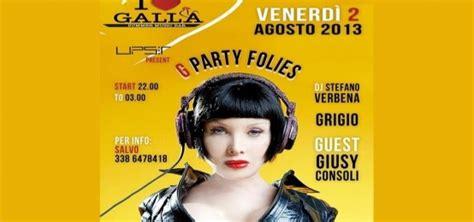 Giusi Consoli by Giusy Consoli All I Galla 2night Eventi Varese