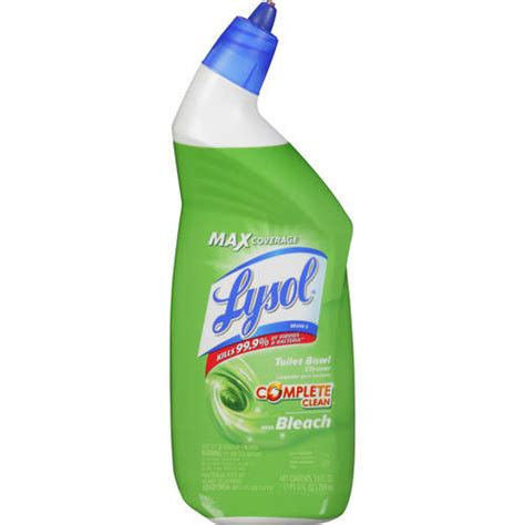 lysol bathroom cleaner with lysol toilet bowl cleaner with 24 oz walmart