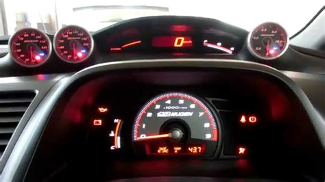 Civic Type R Fd2 Mugen Assist Meters