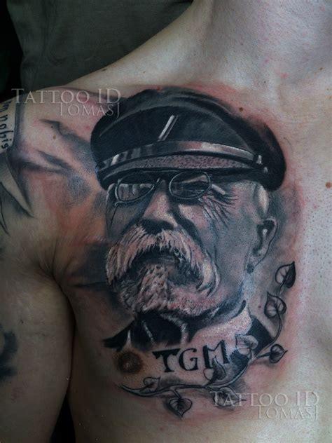 tattoo id portrety