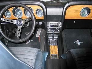 69 Mustang Dash