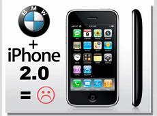 iPhone 20 and BMW iDrive address book not syncing