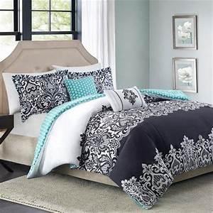 Teen girl bedding set