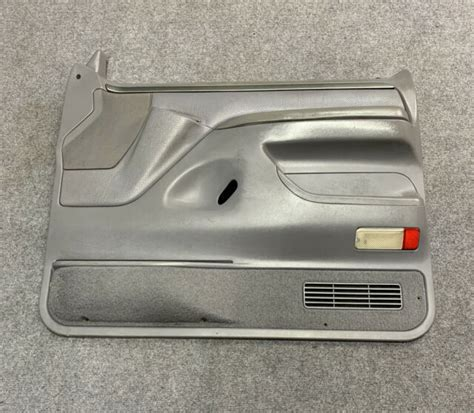 It has a tan interior and i'm trying. 92-96 Ford Bronco F-150 97 F-250 F350 Passenger Side Door ...