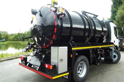Vacuum Sale by Vacuum Tanker Whale Tankers