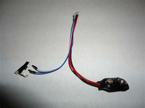 Rail Wire Harnes proto paintball battery wire harness trigger switch