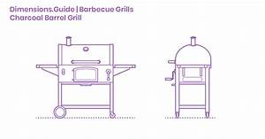 Barbecue Grill Cad Block